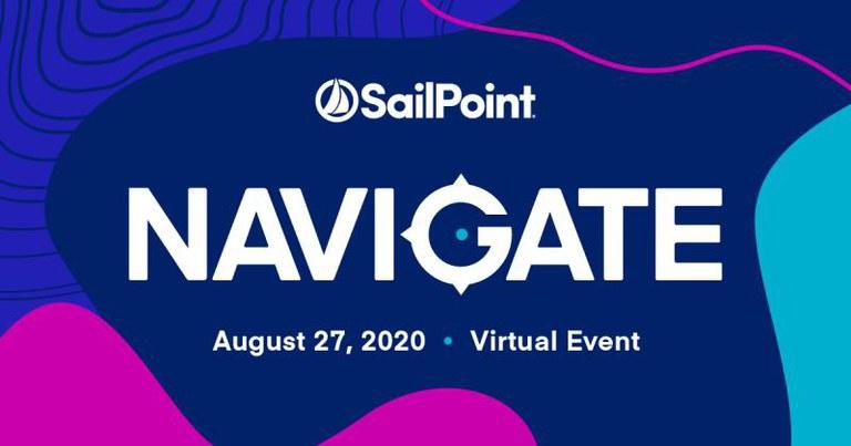SailPoint Navigate 2020